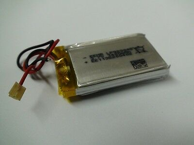 PACK OF 2 - lithium polymer lipo battery LP923048 3.7V 1400mAh 1C Rechargeable