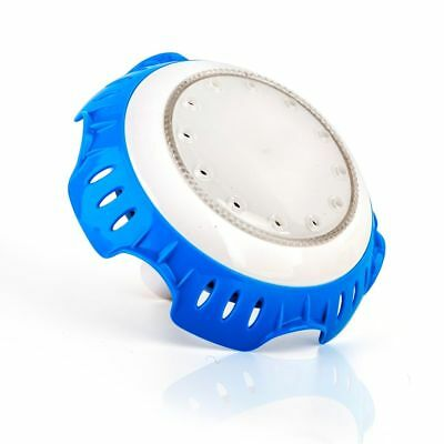 B#Gre LED Fountain Light for Above-ground Swimming Pool White and Blue LEDRC