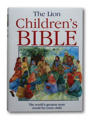 Lion Children's Bible Hard Cover - Great Holy Communion or Confirmation Gift