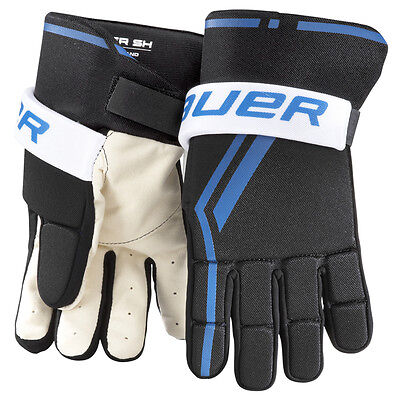 Bauer Street Hockey Gloves Size Senior Hokejam.lv