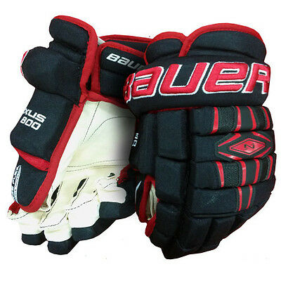 Bauer Nexus 800 Ice Hockey Gloves Size Senior Hokejam.lv