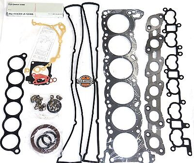 NEW Genuine Nissan Skyline R33 RB25DET GTST Engine Rebuild Gasket Kit
