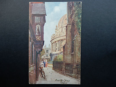 The ''Artist'' Series Radcliffe Library Oxford Edward VII Halfpenny 1903 R10/83