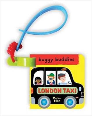 My First London Taxi Buggy Buddy (Buggy Buddies), New,  Book