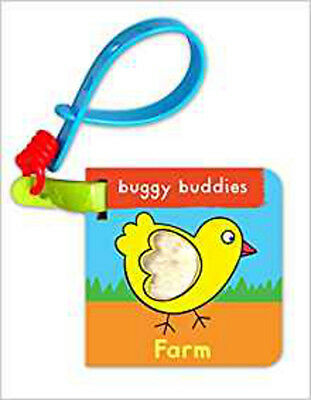 Touch & Feel Buggy Buddies: Farm (Touch and Feel Buggy Buddies), New, Lodge, Jo