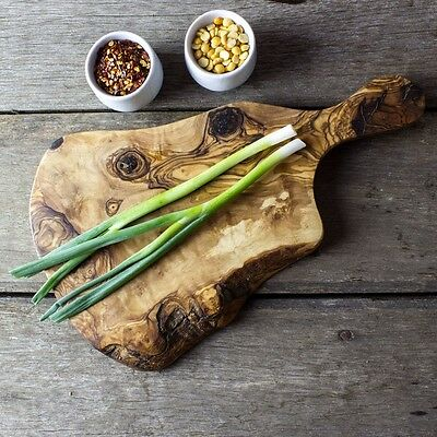 Rustic Olive Wood Cheese Board (WSNOC29)