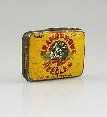 EMBASSY 'Redditch' Gramophone Needle Tin (LZ50)