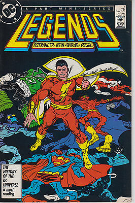 Legends 5 - 1987 - Near Mint