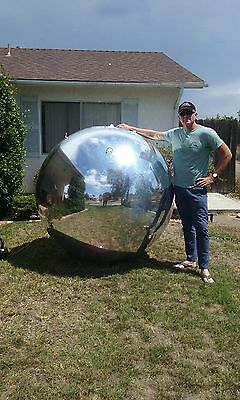 Inflatable  PVC crystal mirror ball balloon 2 sizes: 1.5m and 2m