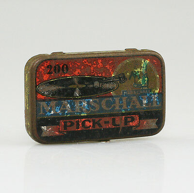 MARSCHALL 'Pick Up' Gramophone Needle Tin (LZ65)