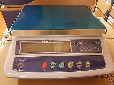 Easy Weigh PX-60 Price Scale EasyWeigh PX60 Weigh Scale 60 LB