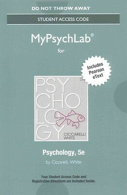 New mypsychlab with pearson etext standalone access card for mypsychlab with pearson etext standalone access card for psychology by j fandeluxe Image collections