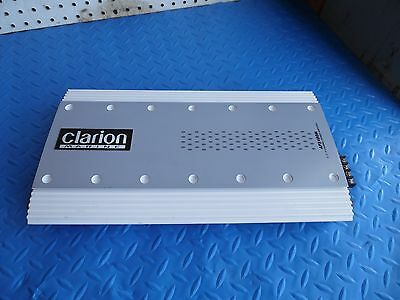 Clarion Marine Amplifier APX480M - Power Amplifier