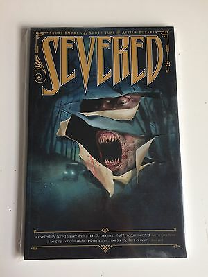 Severed Tpb Snyder Tuft Image Comics Softcover