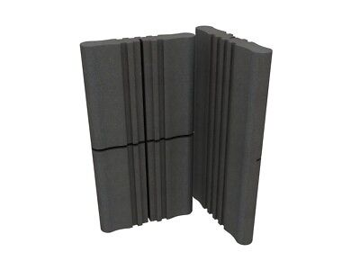 EQ Acoustics EQ Acoustics Grey Free Standing Sound Absorbing Panel
