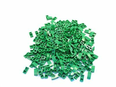 Lego Green Slope Curved 2X1 No Studs 150 Pieces New