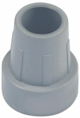 Aidapt Replacement Grey Rubber Ferrule 25mm Grey For Walking Frames