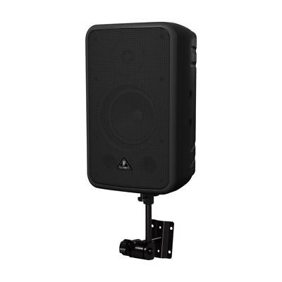 Behringer CE500A Active Wall Speakers (Colour Black)