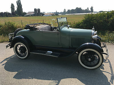 1928 Ford Model A Roadster 1928 Ford Roadster AR, Model A, convertible