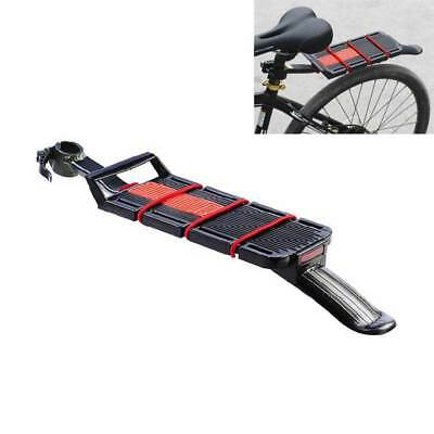 Bicycle MTB Bike Quick Release Luggage Seat Post Pannier Carrier Rear Rack 1PCS