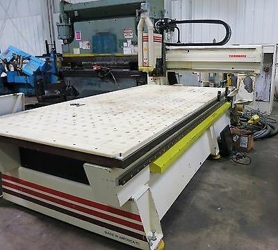 5' X 10' Thermwood Model C53 3-Axis Cnc Router