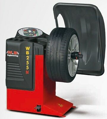 Made in Italy WB255 Wheel Balancer Full Automatic (made in Italy)