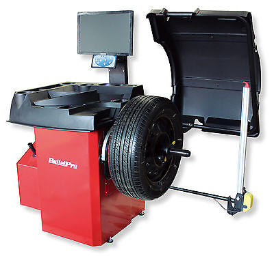 BulletPro BP667L Top Model Wheel Balancer Full Automatic