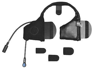 J & M 787 Series Integrated Headsets HS-EHI787-HJH-HHU Shorty Slide-in Style