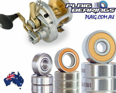 Shimano Talica Bearing Kits Game Reel Stainless Steel and Ceramic Hybrid