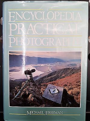 The Encyclopedia of Practical Photography Camera Book Michael Freeman Hardcover