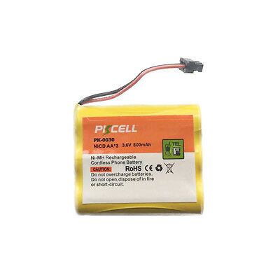 NiCD AA 3.6V 800mAh Cordless Phone Battery for Uniden BT-905 BT-800