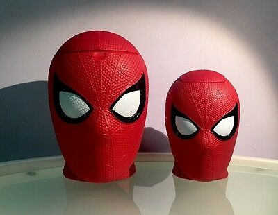 Marvel Spider-man Homecoming Only In Cinemas Ice Bucket Set Of 2
