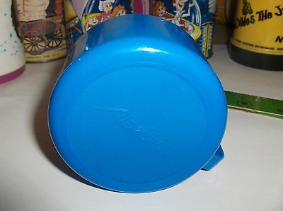 Blue Cup Fits Barbar Also Fits All Aladdin Thermoses That Use Cup #112-Free 2 US