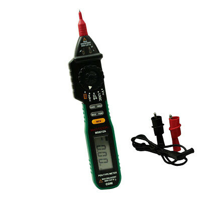 MS8212A Digital Multimeter Current Tester Non Contact Pen Tape