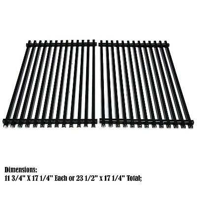 Heavy Duty Porcelain Steel Cooking Grid S122 Replacement Weber BBQ Gas Grills