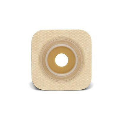 Sur-Fit Natura Stomahesive Flexi Pre-Cut Wafer1/2 Stoma 1-3/4 - 4Lx4W- Bx/10