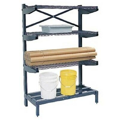 "NEW! Cantilever Rack Shelving 72"" W x 24"" D x 72"" H, 600 Lbs Capacity!!"