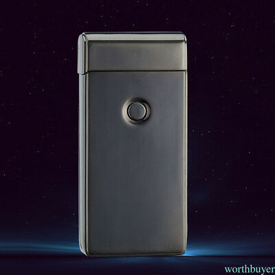 Dual Electric Arc Flameless Windproof Lighter Rechargeable USB Cigarette Lighter