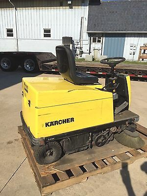 Karcher Tornado Floor Sweeper Model KMR 1200