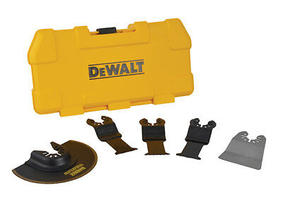 Dewalt Tools - DT20715 Multi-Tool Accessory Blade Set 5 Piece