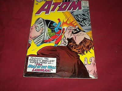 The Atom #18 (Apr-May 1965, DC) silver age 5.5/fn- comic!!!!