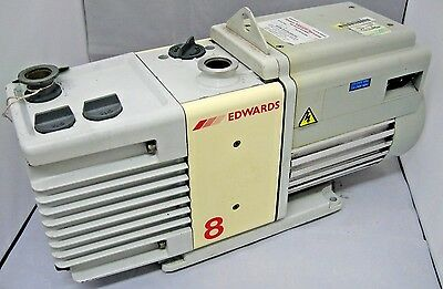 Edwards RV 8 Vacuum Pump
