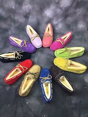 【ANND】Ever UGG  Fashion Boots winter Moccasin slippers Colourful FREE SHIPPING