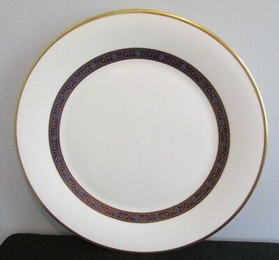 """Pattern Harlow # H5034  By Royal Doulton China 10 5/8 """" Dinner Plate  Plate"""