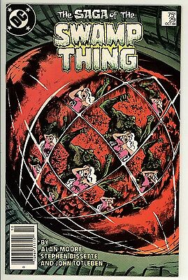 Swamp Thing 29 & 36 - Alan Moore Classics - Newsstand - High Grade 9.2 NM-