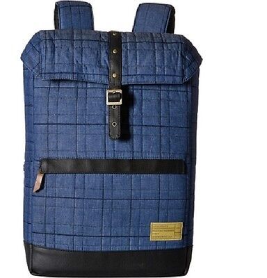 851389623a13 HEX ALLIANCE BACKPACK Blue NEW