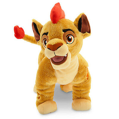 Disney Store Kion Plush The Lion Guard Medium 14'' Toy New With Tags