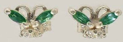 Alexandrite Earrings ½ct Antique 19thC Russian Natural Real Handcut Color-Change