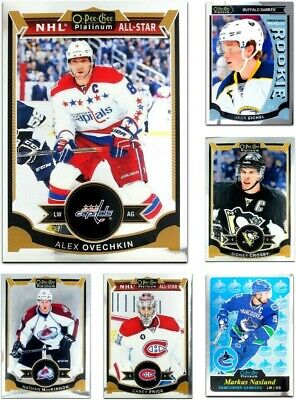 2015-16 OPC Platinum **** PICK YOUR CARD **** From The Base SET