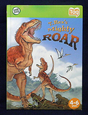 Leap Frog Tag: T. Rex's Mighty Roar 4-6 years